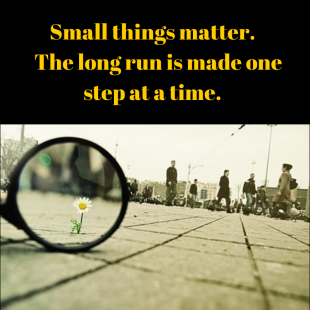 small-things-matter
